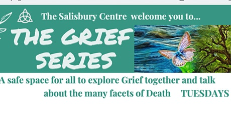 Touch for grief-   The Grief Series (session 6) tickets