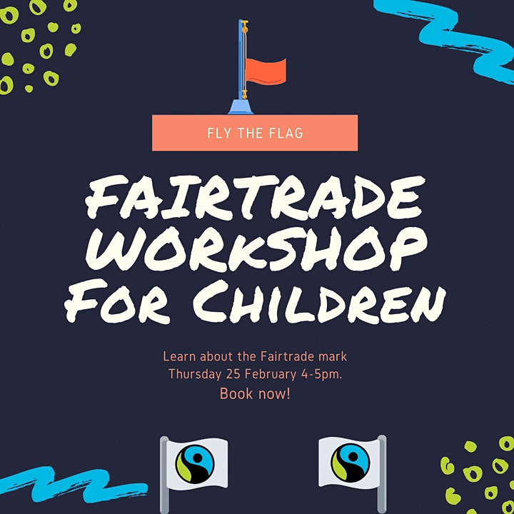 Fly The Fairtrade Flag with fairandfunky! image