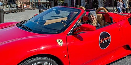SUPERCAR PILOT EXPERIENCE (Ferrari F430 Spider) tickets