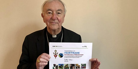 Fairtrade Diocese Award - Diocese of Westminster Celebration & Social tickets