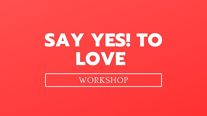 Say YES! To Love image