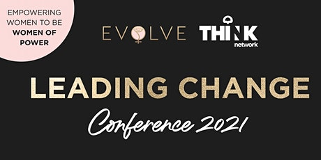 "Evolve ""Leading Change"" Global Conference biglietti"