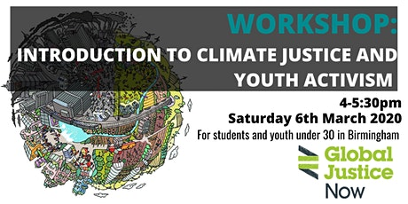 Climate Justice and an Introduction to Youth Activism tickets