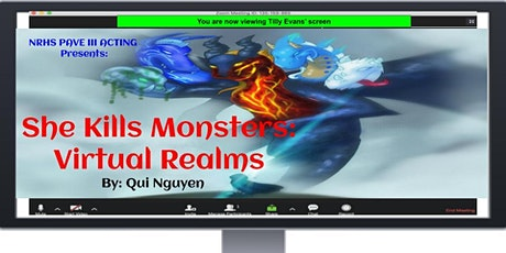 She Kills Monsters: Virtual Realms tickets