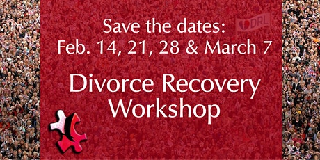 Divorce Recovery Workshop tickets