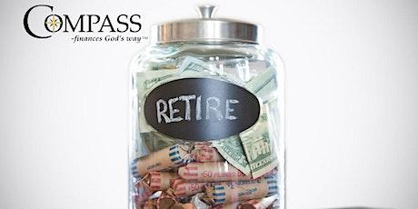Compass Retirement Webinar tickets