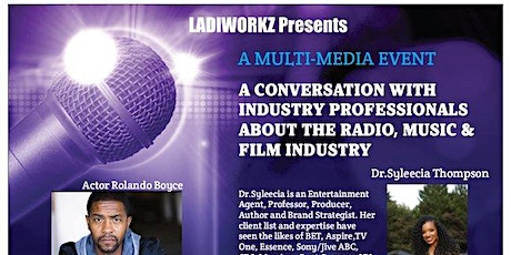 A Conversation With Industry Professionals about Radio, Music & Film tickets