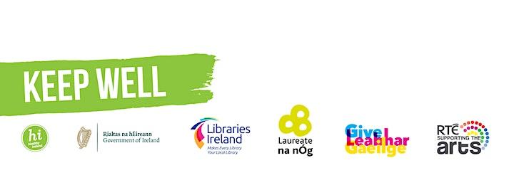 Éire ag Léamh - Give Leabhar Gaeilge. image