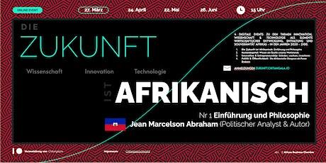 Die Zukunft ist Afrikanisch | Eventserie | AFRICAN FUTURE Deutschland Tickets