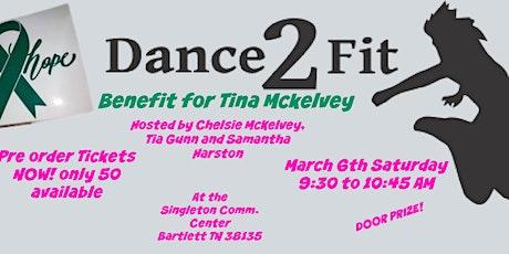 Dance2Fit BENEFIT Class Bartlett TN Saturday 03-06-2021 tickets