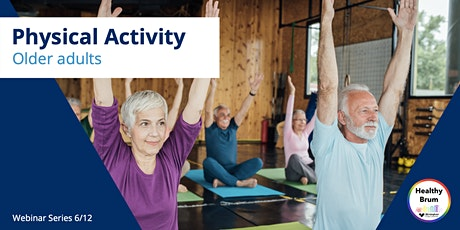 Physical Activity in Older Adults tickets