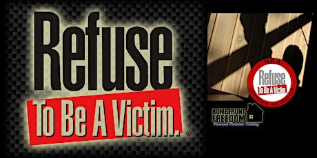 NRA Refuse To Be A Victim Instructor Development Workshop 3/11-3/12/2021