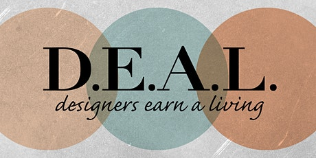 """Designers Earn a Living"" Virtual Series tickets"