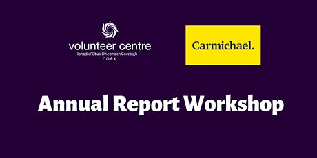 Developing an Annual Report - Workshop tickets