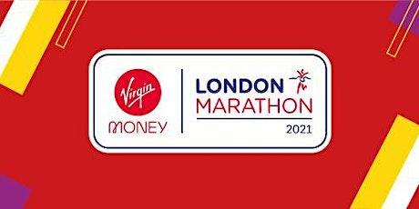 Virtual London Marathon 2021 tickets