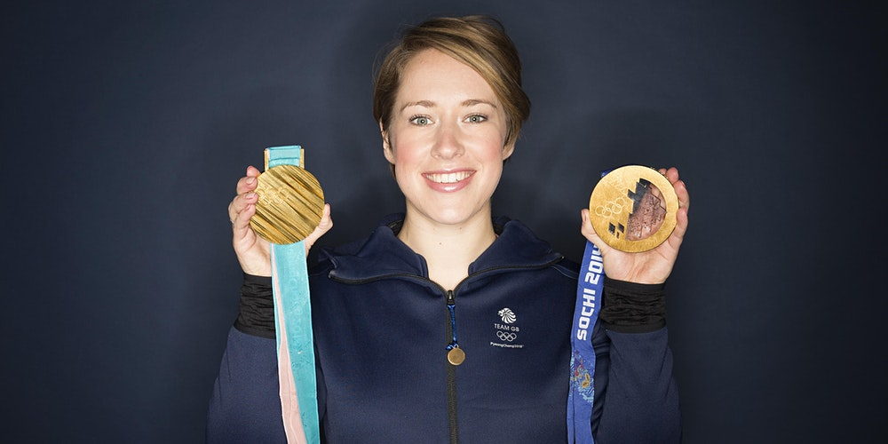 Excellence in Sport Lecture with Lizzy Yarnold OBE Tickets, Mon 8 Mar 2021  at 19:00 | Eventbrite