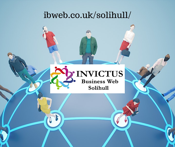 Invictus  Web Solihull- Online Business Networking image
