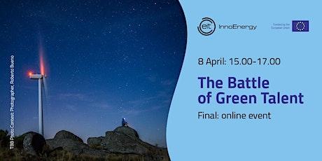 Battle of Green Talent - Final Event tickets