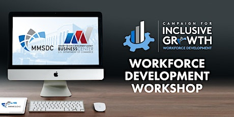 Workforce Development Campaign for Inclusive Growth Workshop tickets