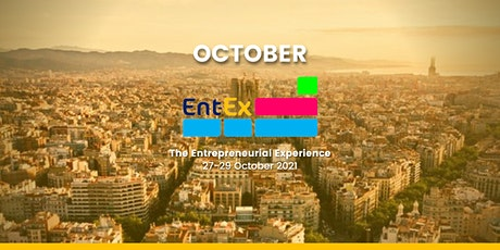 Ent-Ex (Entrepreneurial Experience) Workshop - OCTOBER tickets