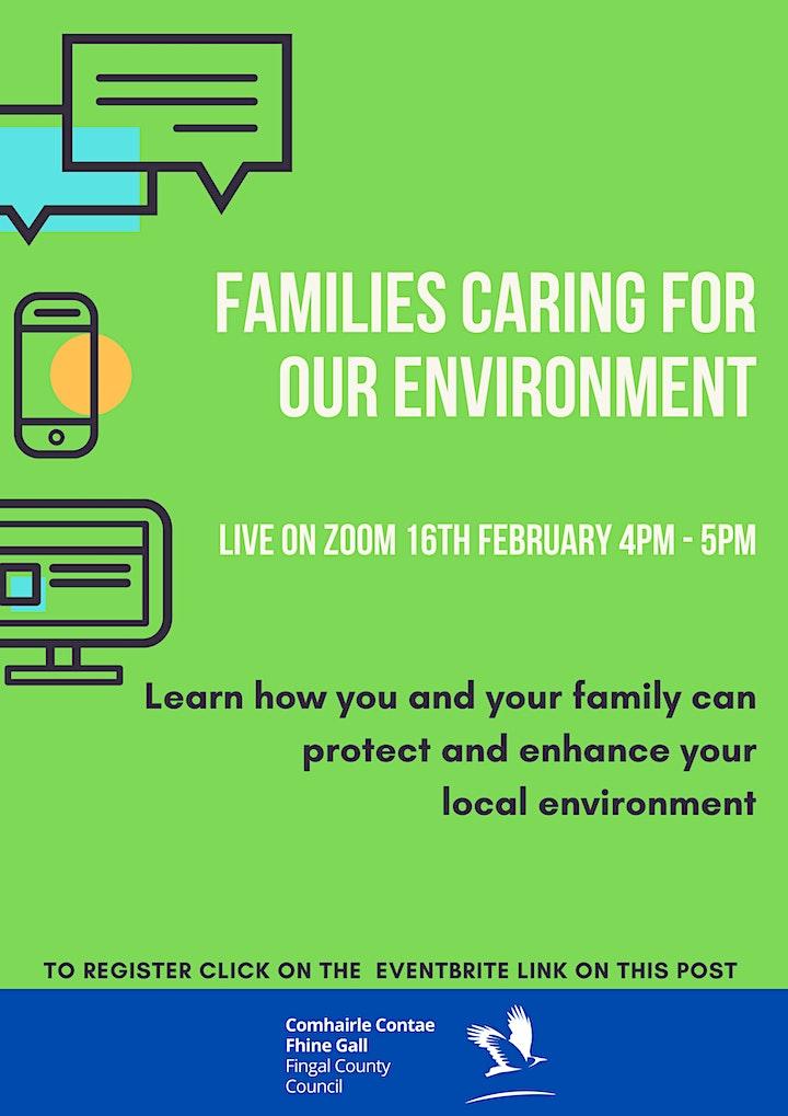 Fingal Environmental Department Family Awareness Information image
