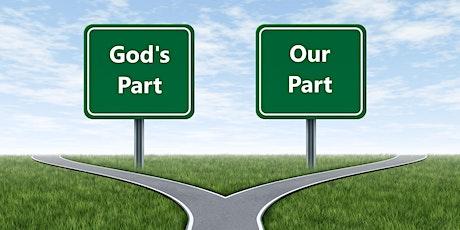Compass God's Part - Our Part Webinar tickets