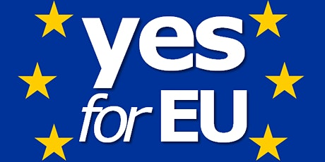 Yes for EU - One Year On tickets