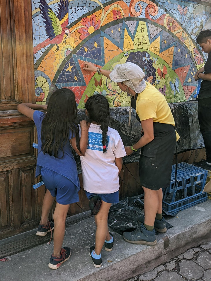 Global Birding... and Mosaics! :  Guatemala image