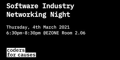 Software Industry Networking Night tickets