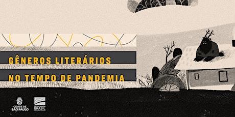 AULA VIRTUAL | Gêneros literários no tempo de pandemia ingressos
