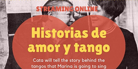 Historias de Amor y Tango - Show por Streaming entradas