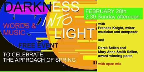 Darkness into Light tickets