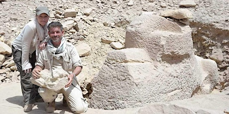 MAES Lecture: Recent Discoveries at Gebel el-Silsila tickets