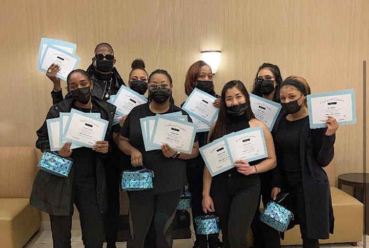 Oakland, CA Beginners Lash Training Classic Volume & Hybrid image