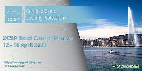 CCSP Preparation Boot Camp - GENEVA billets