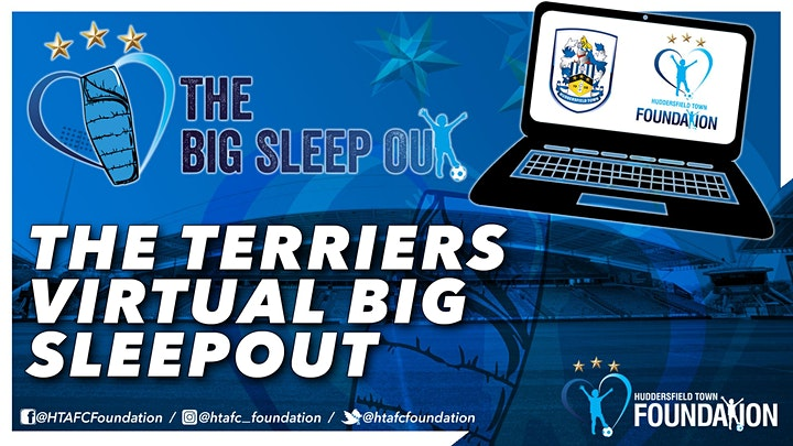 The Terriers Virtual Big Sleep Out  2021 image