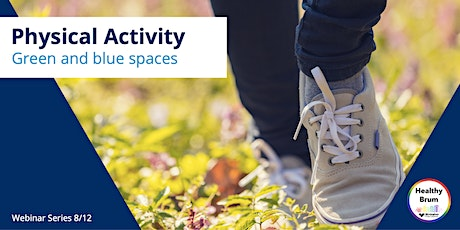 Green and Blue Spaces webinar tickets