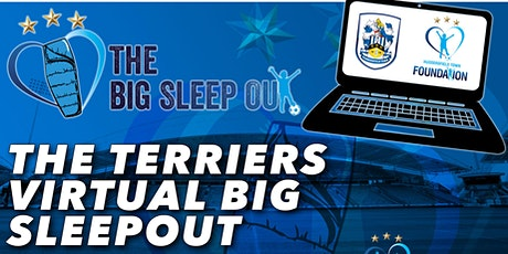 The Terriers Virtual Big Sleep Out  2021 tickets