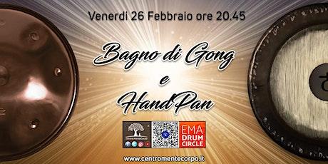 Bagno di Gong e HandPan online biglietti