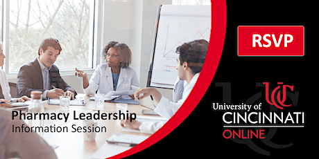 Information Session - Pharmacy Leadership tickets