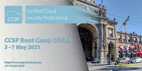 CCSP Preparation Boot Camp - Zürich Tickets