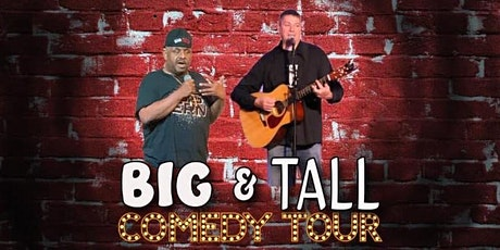 The Big and Tall Comedy Tour Fundraiser at Selinsgrove PA VFW tickets