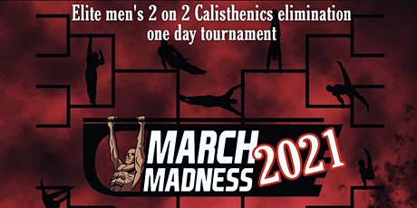 MARCH MADNESS 2021 ATHLETE REGISTRATION TICKETS tickets