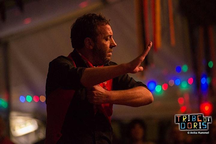 Flamenco Dance ONLINE with Felipe de Algerciras image