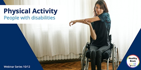 Physical Activity in People with Disabilities tickets