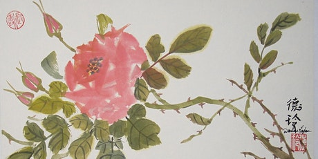 Oriental Brush Painting Nature - Online Workshop tickets