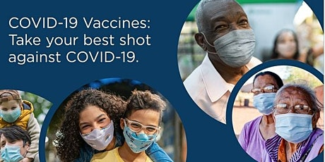 Online: Covid-19 Vaccines: Your Best Shot Against Covid-19 tickets