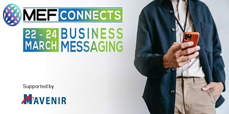 MEF Connects Business Messaging tickets