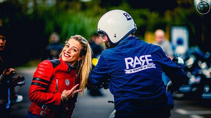 Image pour BARCELONE - R.A.R.E. Ride And Roses Event