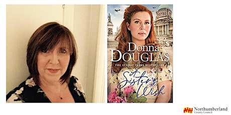 Meet the author Donna Douglas - Virtual Author Event tickets